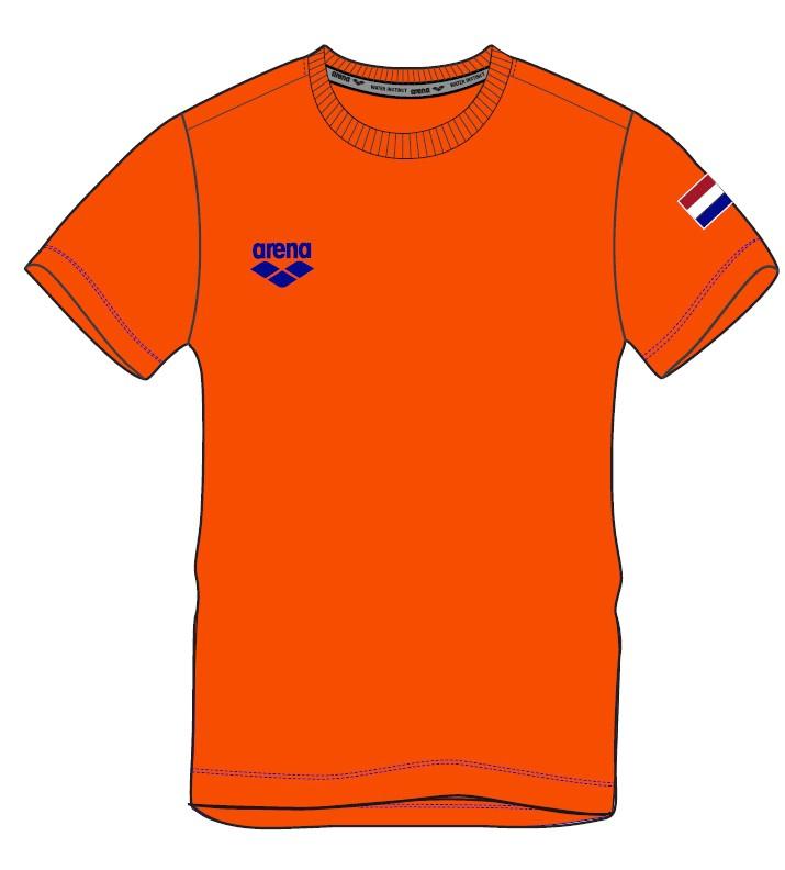 M Nederland Signature SS Tee