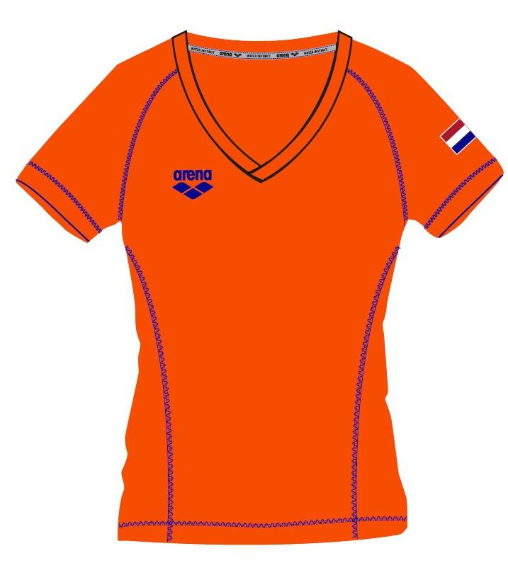 W Nederland Signature SS Tee