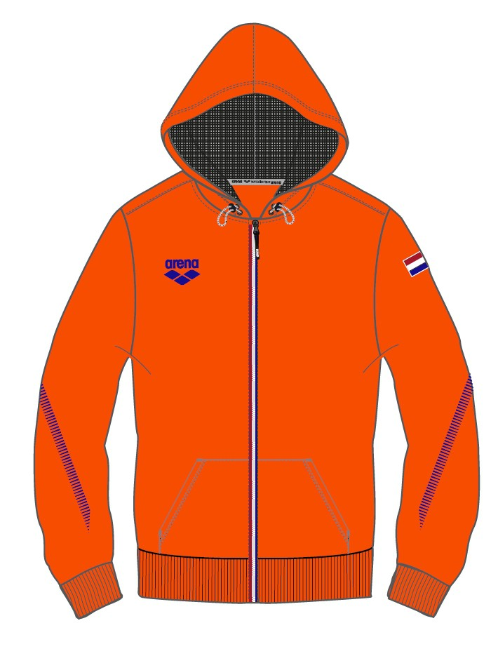 Nederland Signature Hooded Jacket