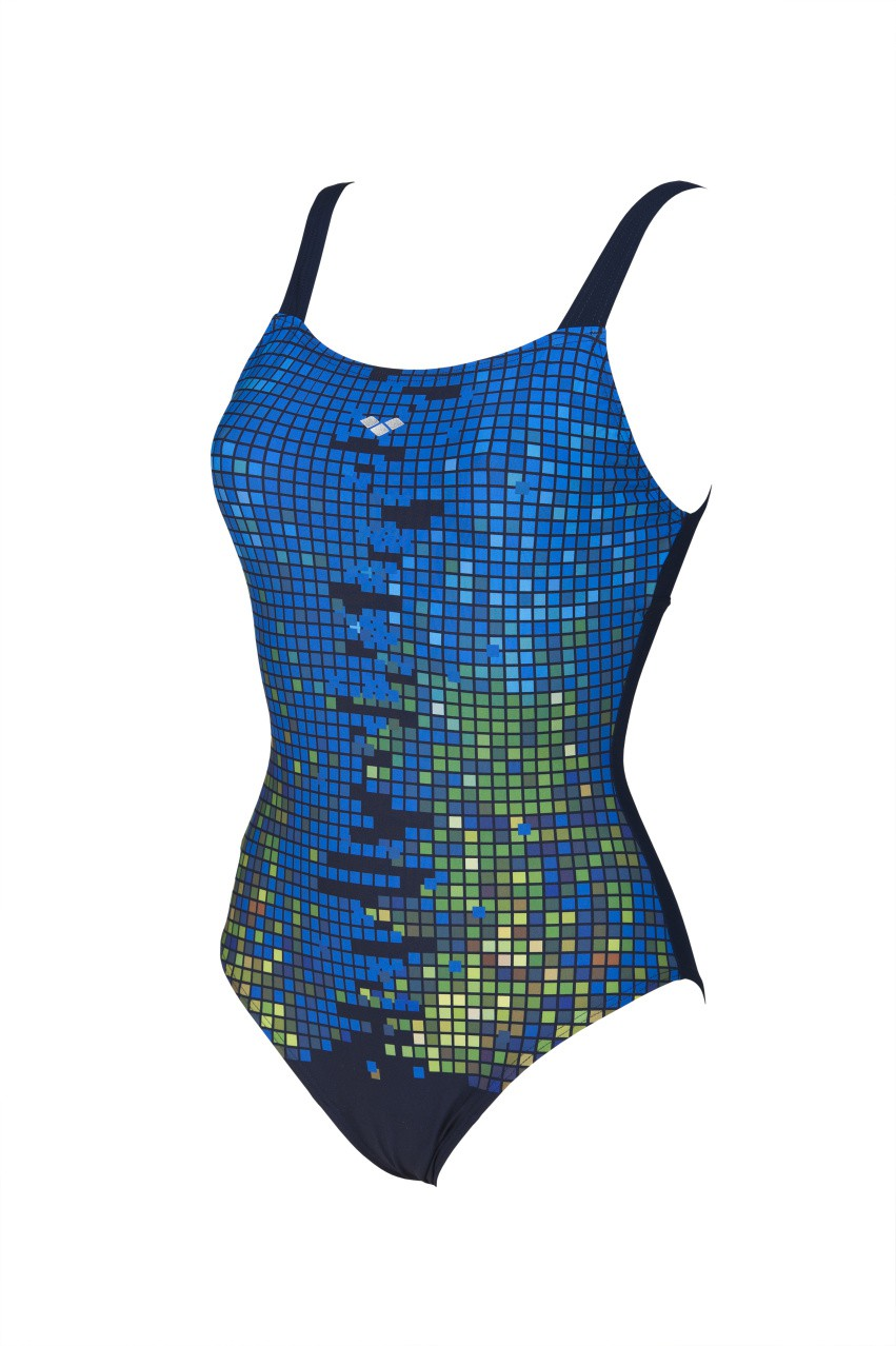 W Opal Wing Back One Piece C-Cup