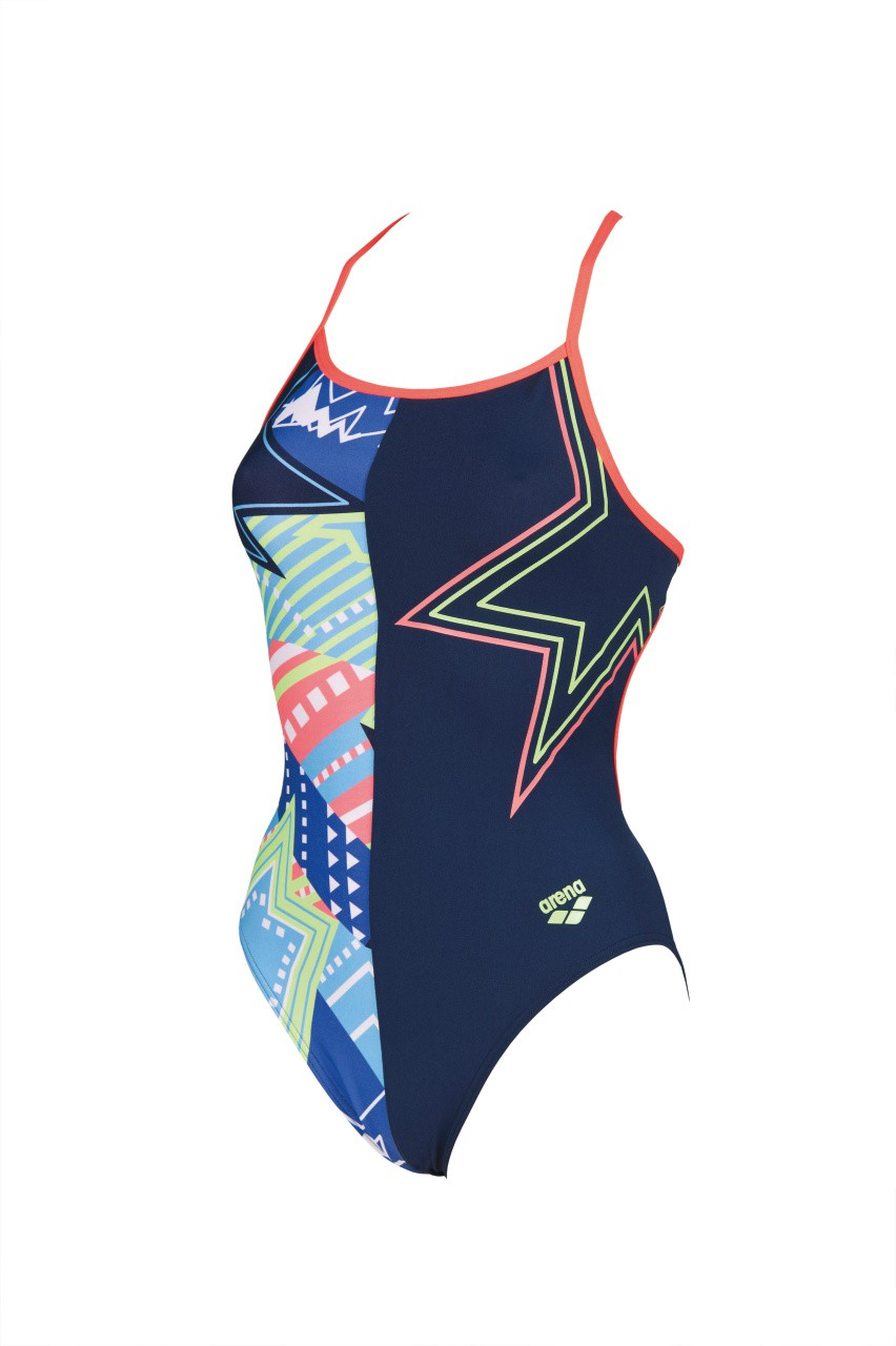 W Lightshow Accelerate Back One Piece L
