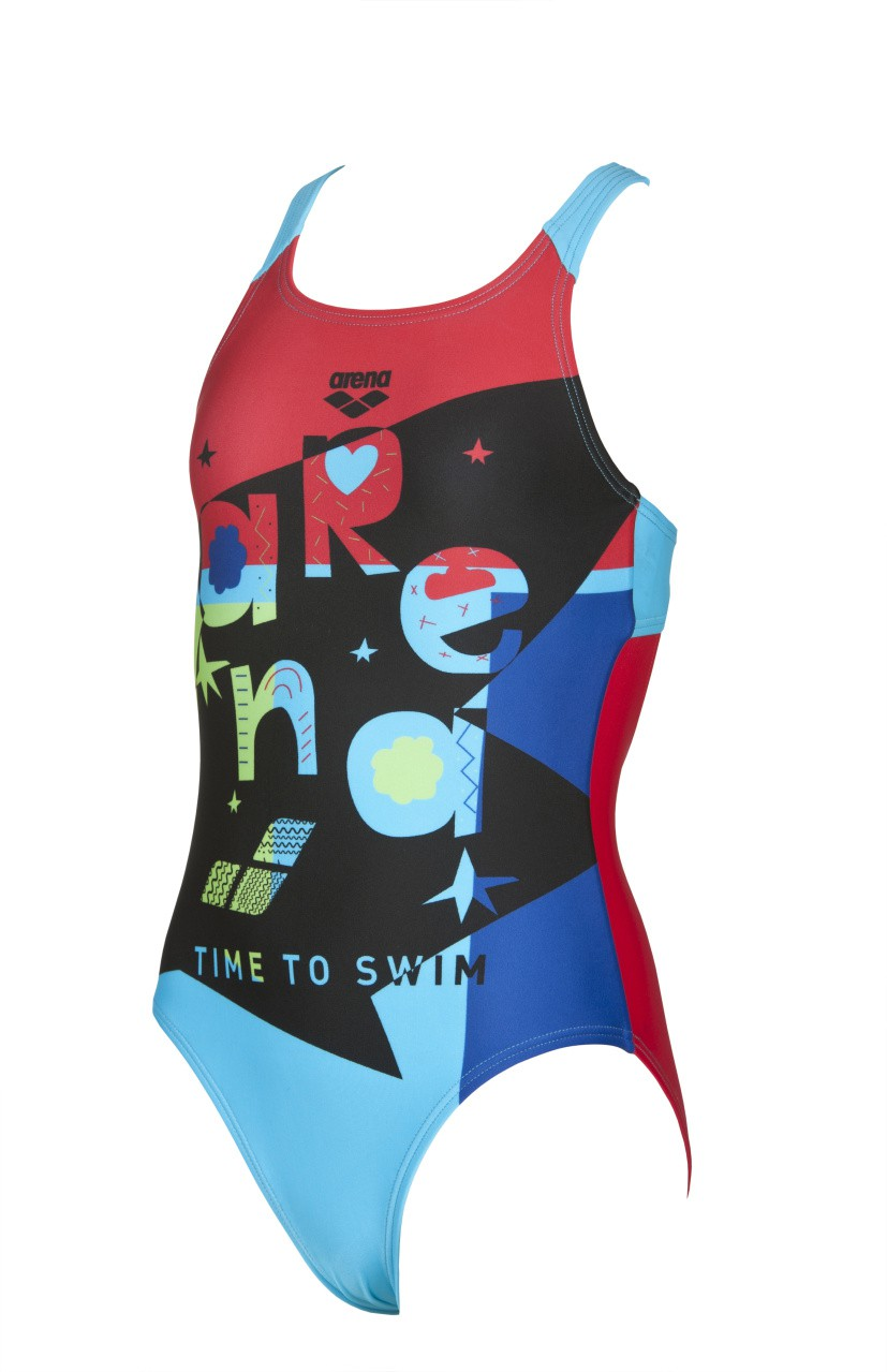 G Swim Time Jr Swim Pro One Piece L