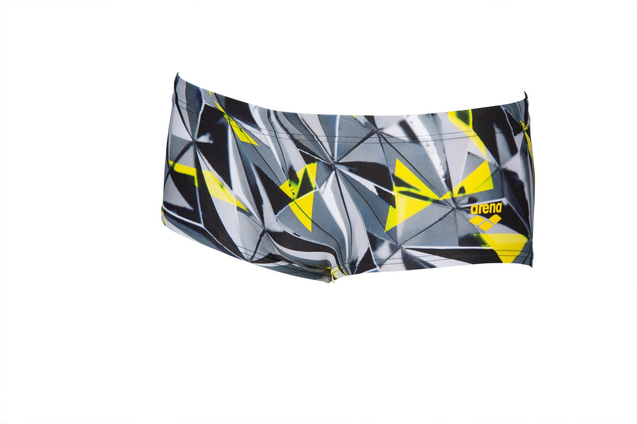 M Arena One 3D Shattered Low Waist Short