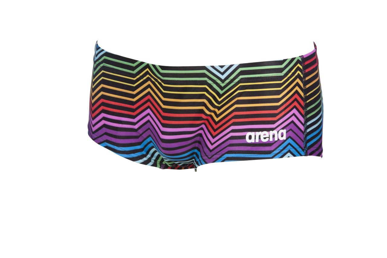 M Stripes Low Waist Short