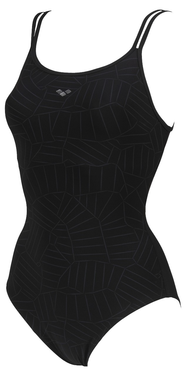 W Esther Cross Back One Piece C-Cup