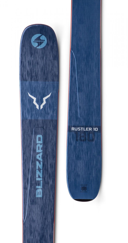 Rustler 10 (Flat)