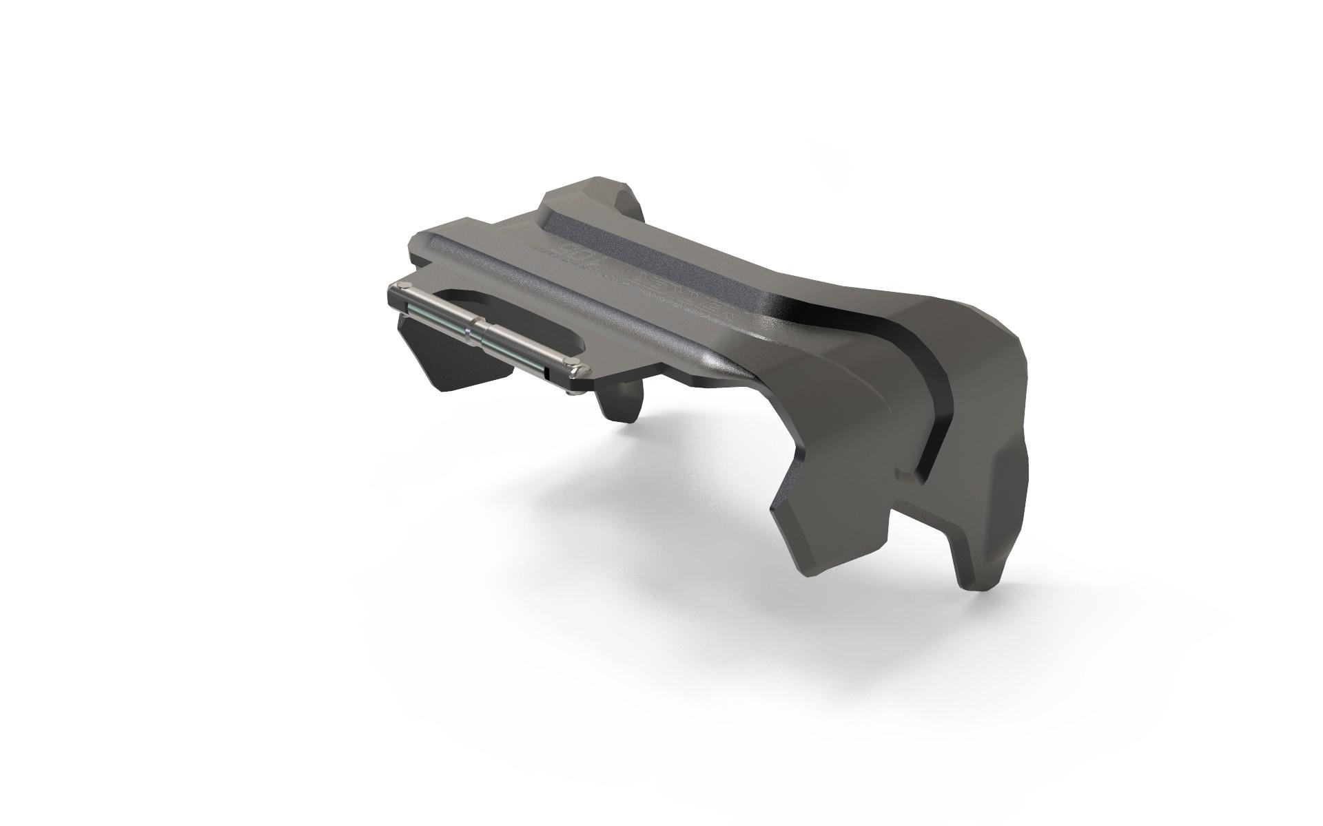 Crampon Pintech 105mm (ski width 90-105mm)