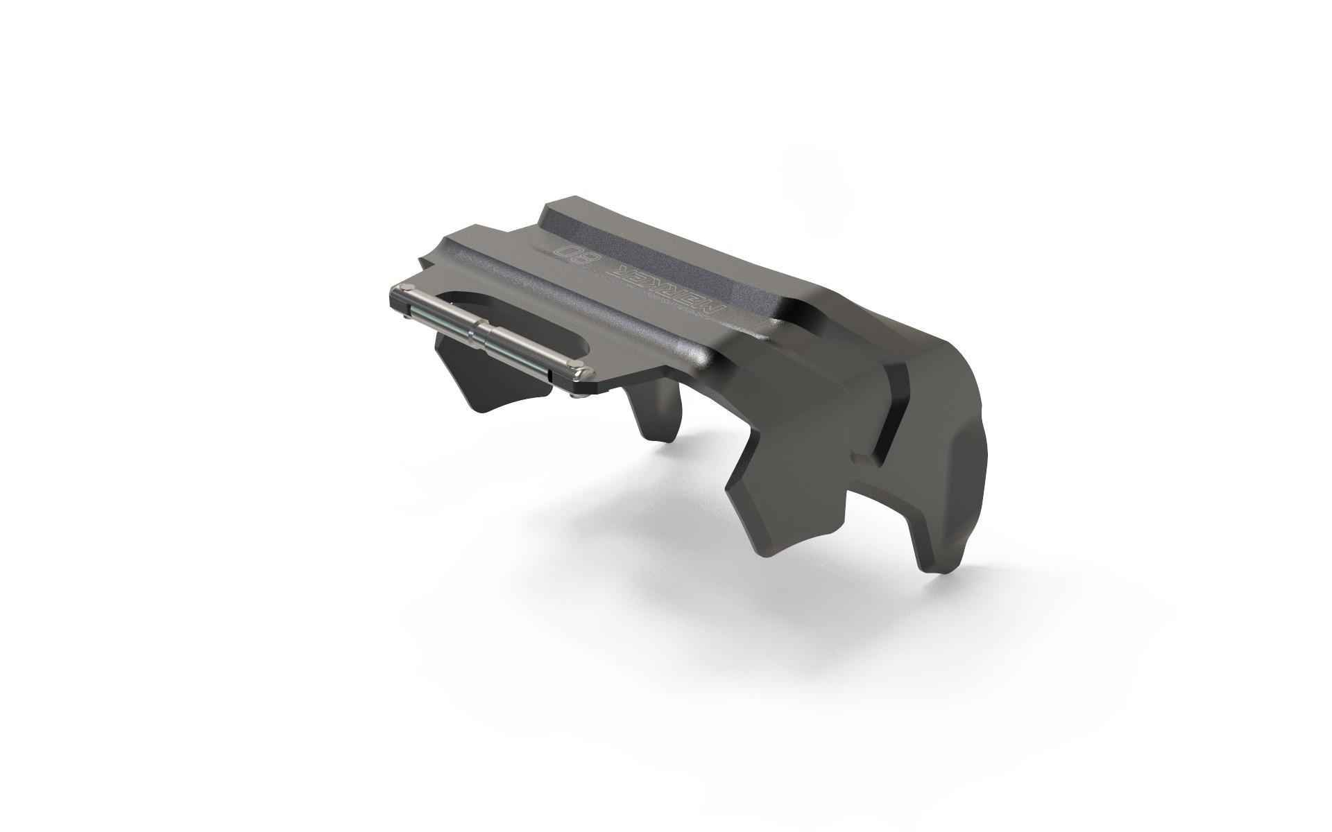 Crampon Pintech 80mm (ski width 66-80mm)