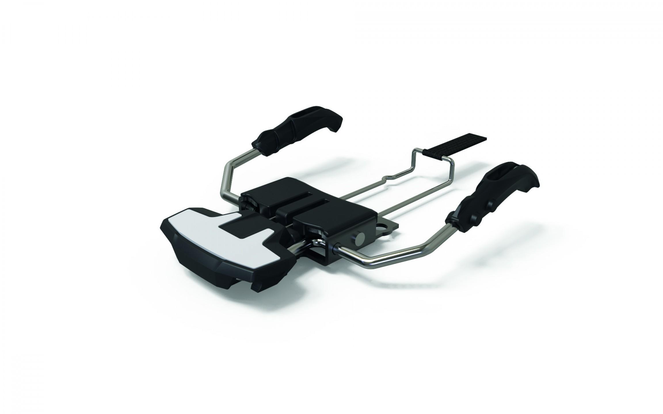 ALPINIST brake:105mm