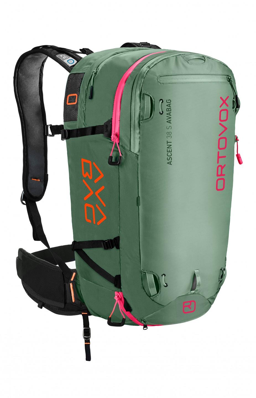 Ascent 38 S Avabag green