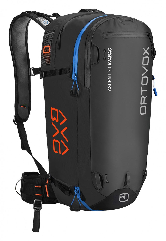 Ascent 30 Avabag black