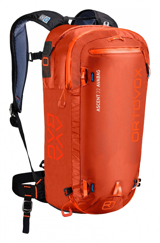 Ascent 22 Avabag Kit desert