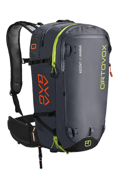 Ascent 40 Avabag Kit black