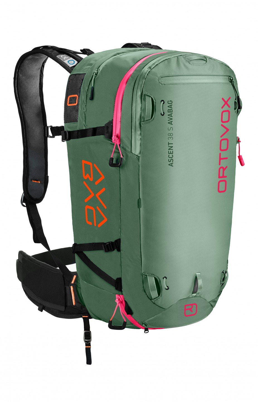 Ascent 38 S Avabag Kit green