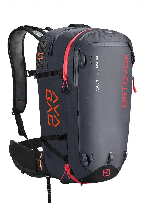 Ascent 38 S Avabag Kit black