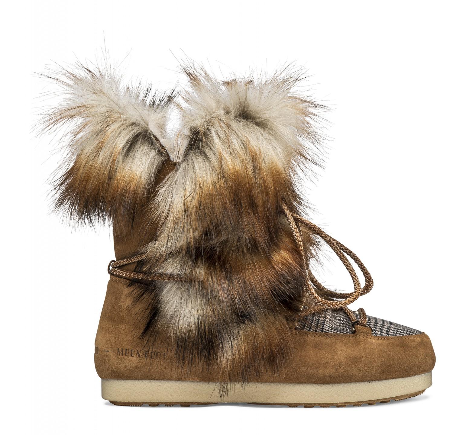 Far Side High Faux Fox Fur