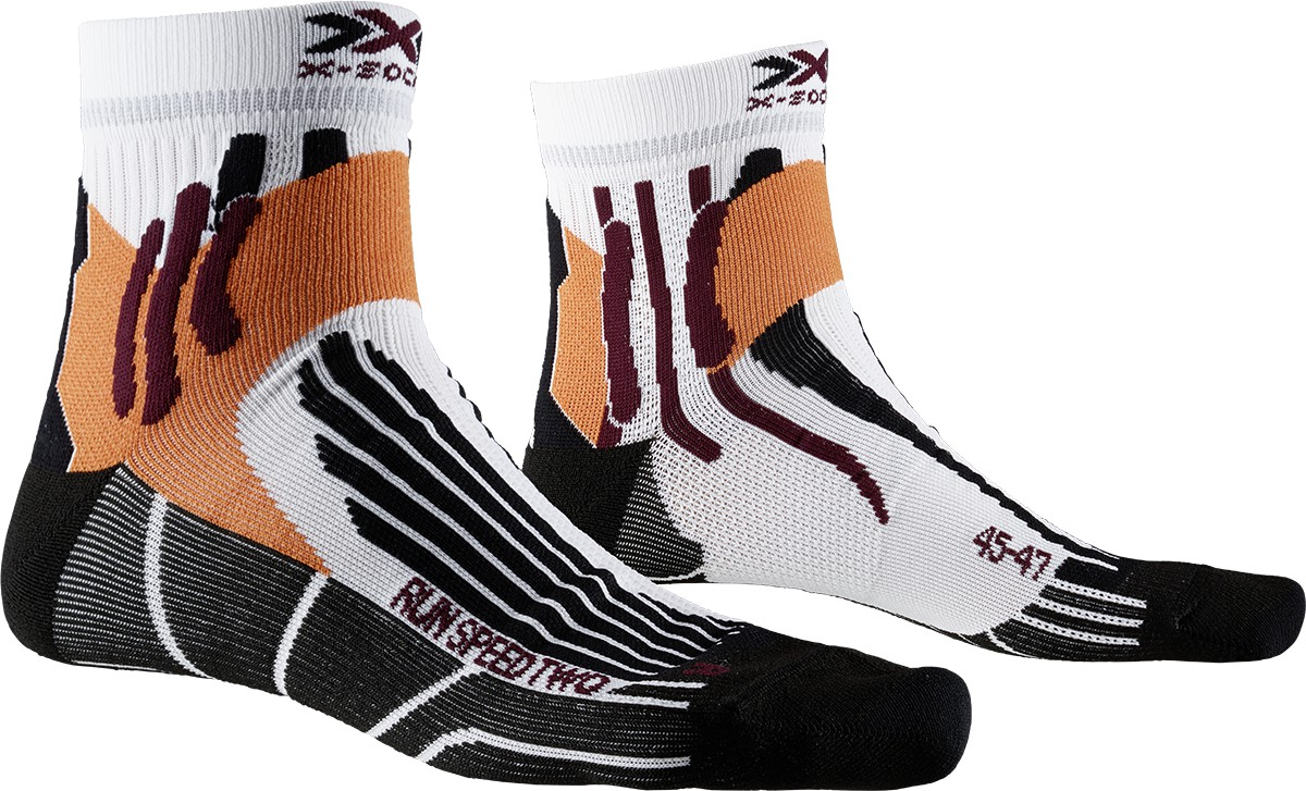 Run Speed Two Socks